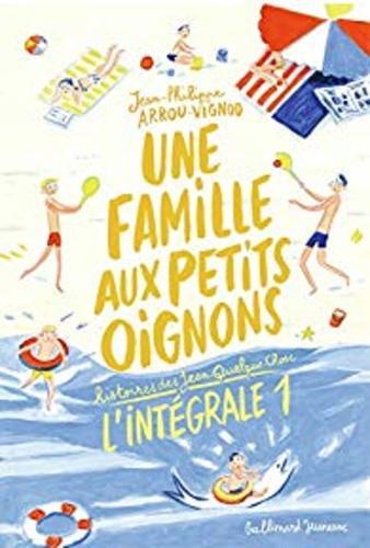 """Afficher """"Une famille aux petits oignons - L'Intégrale 1 (Tomes 1 à 3)"""""""
